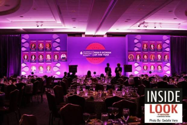 2015 Leukemia & Lymphoma Society MWOY Gala